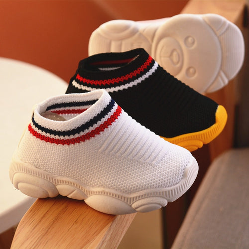 'Prewalker' Non-slip Baby Sports Shoes