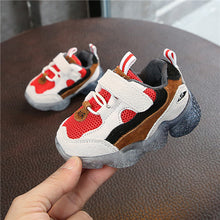 Load image into Gallery viewer, Anti-slip First Walkers Mesh Breathable Baby Shoes