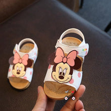 Load image into Gallery viewer, 'Soft Sole' Baby Girls Summer Sandals