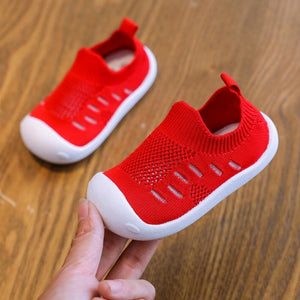 Limited Edition 'Marley Mesh' Baby Shoes [v. 2]
