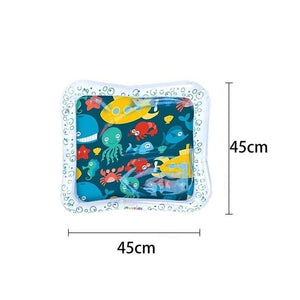 Tummy-Time Sea Play Inflatable Water Cushion