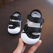Load image into Gallery viewer, Limited Edition 'Marley Play' Velcro Sandals [v. 3]
