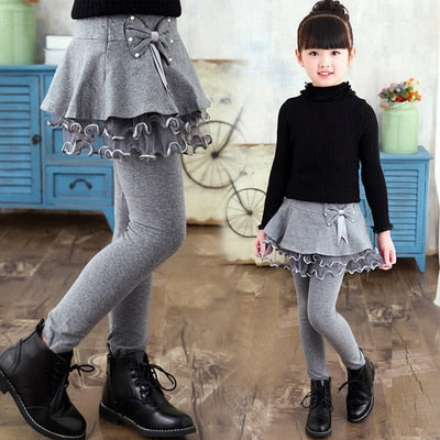 Princess Tutu Skirt Leggings