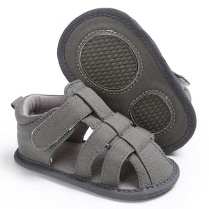 Babylon First Walker Canvas Sandal (DISCOUNT!!)
