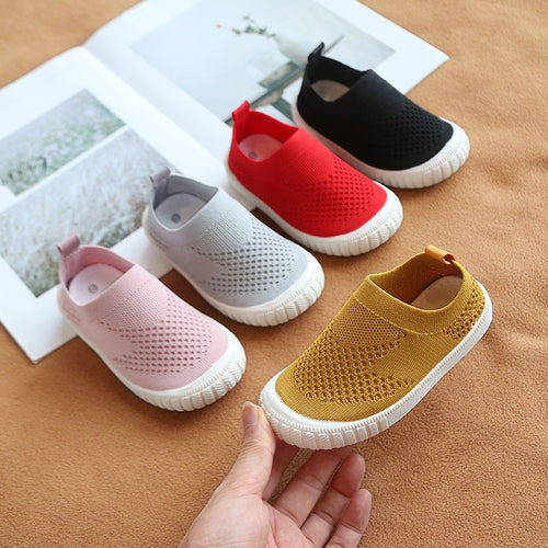 'Limited Edition'  Marley mesh baby shoes [ v. 3]