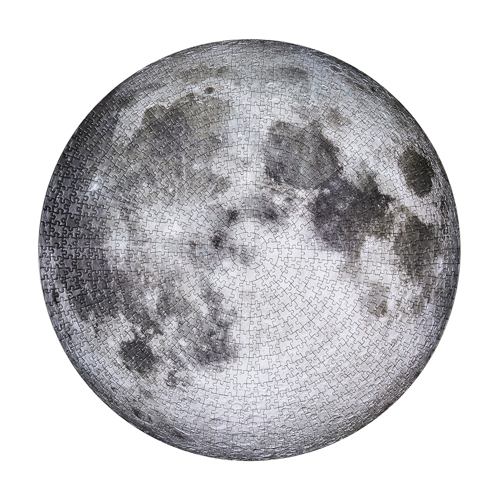 The Moon – Four Point Puzzles