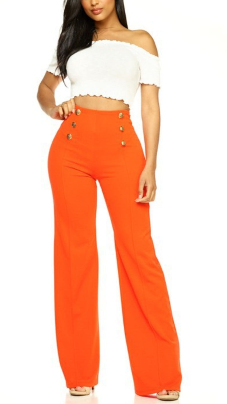 Starburst Highwaist Pants