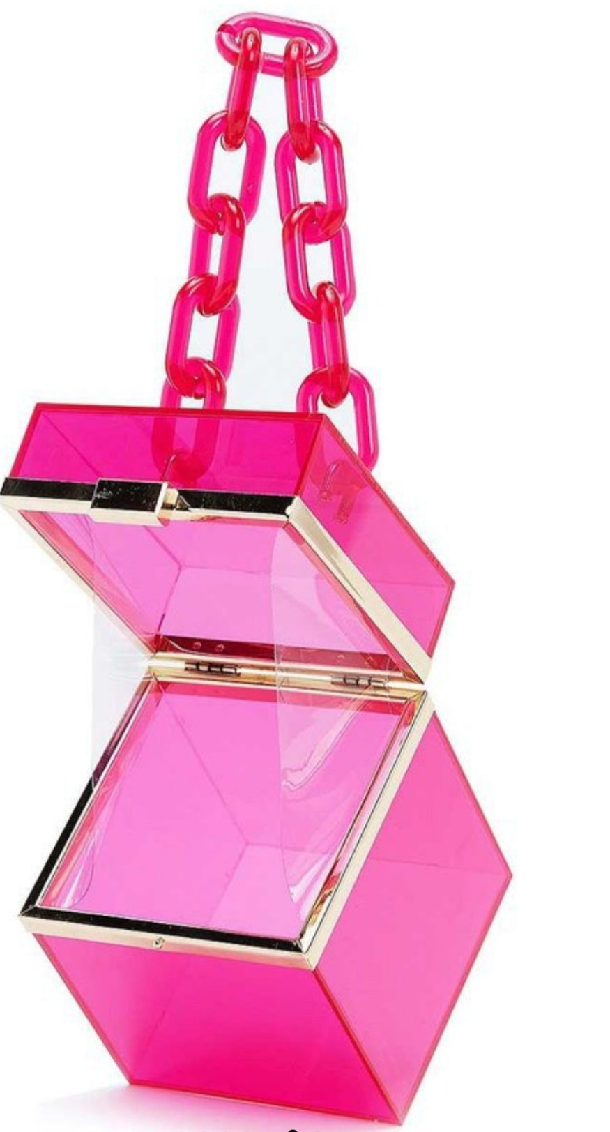 Jolly Rancher Square Handbag
