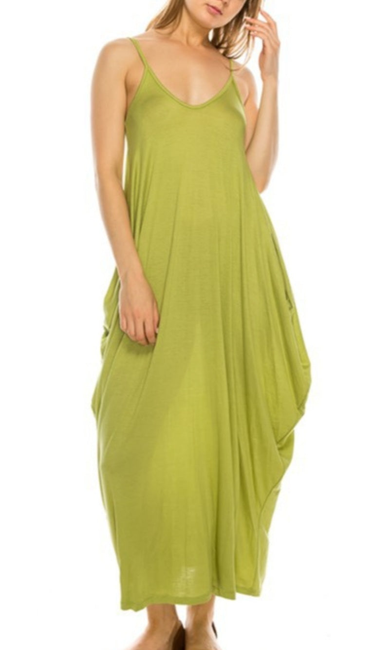 Blow Me Up Maxi Dress