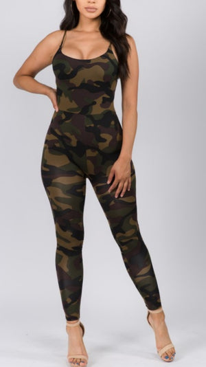 Ready For War Jumpsuit