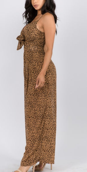 Queen of the Jungle Jumpsuit