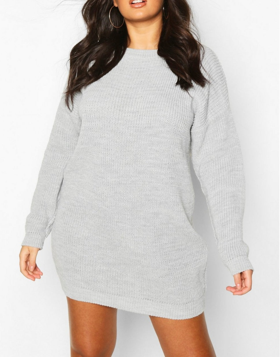 With The Crew Plus Size Sweater Dress