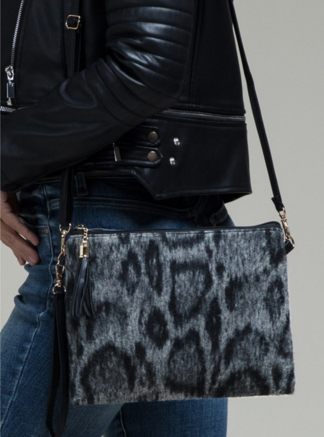 The Animal In Me Crossbody Bag