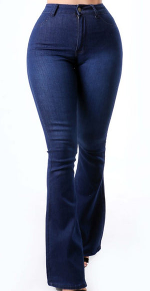 Rock The Bells Flare Jeans