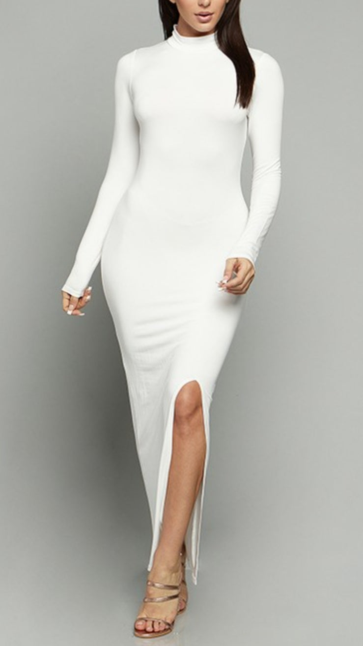 Body-ody Fitted Dress