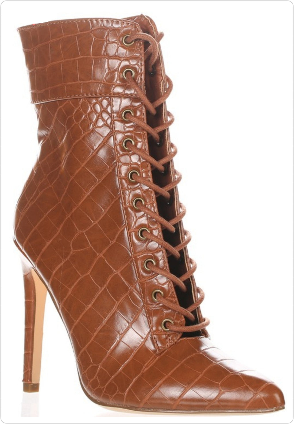 Croc Life Stiletto Boot