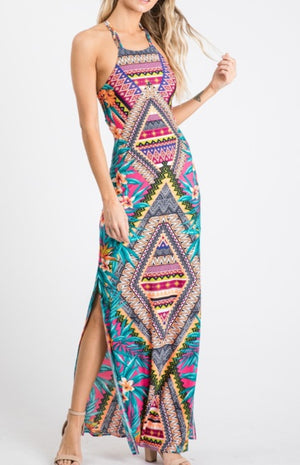 The Aztecs Maxi Dress