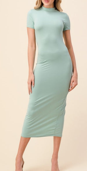 Mint Condition Fitted Dress