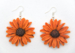 Orange & Brown Sunflowers