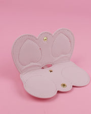 227 | BLAIZ | Rhinestone Heart Sunglasses Case