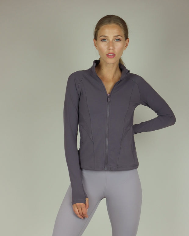 BLAIZ | BLAIZ | Purple Yoga Jacket