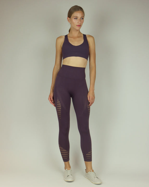 BLAIZ | BLAIZ | Purple Sports Bra
