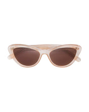 Load image into Gallery viewer, Beige Matte Tribeca Sunglasses