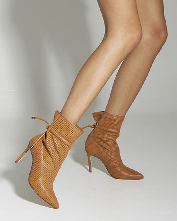 SCHUTZ | BLAIZ | Tan High Heel Boots
