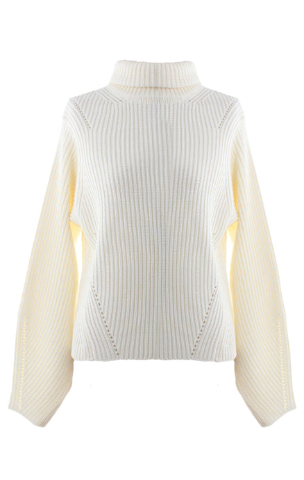Liete Turtleneck Knit Jumper