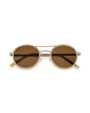 Beige Beta Sunglasses