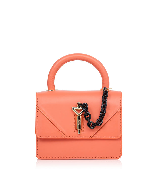 FLORIAN LONDON | BLAIZ | Mini Vienna Peach Tote Bag