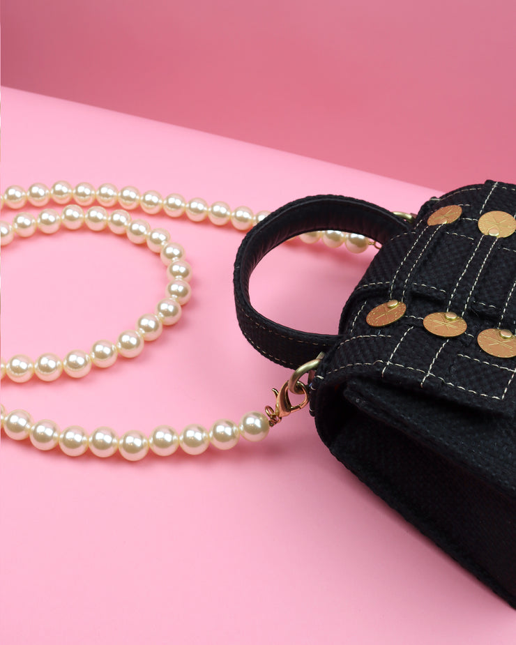 227 | BLAIZ | Pearl Cross Body Bag Strap