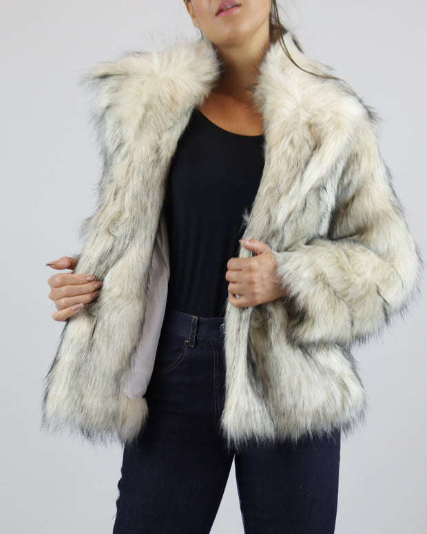 White Fox Rita Jacket