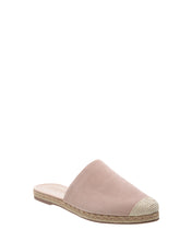 Load image into Gallery viewer, Light Pink Suede Espadrilles