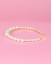 Pearl Beaded Headband