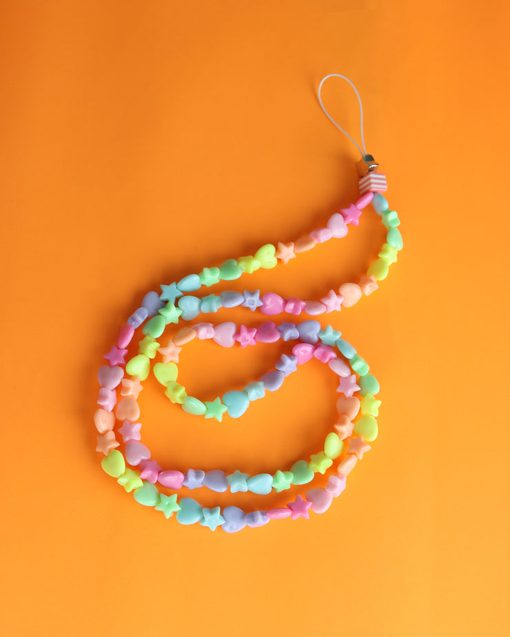 Cartagena Beaded Phone Necklace