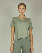 Khaki Green T-shirt