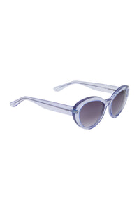 Purple Helena Sunglasses