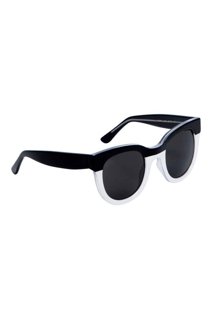 Black & White Soho Sunglasses