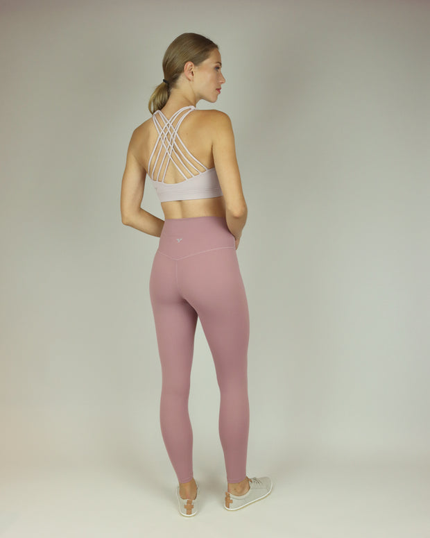 BLAIZ | BLAIZ | Activewear Dusty Pink High Waisted Leggings
