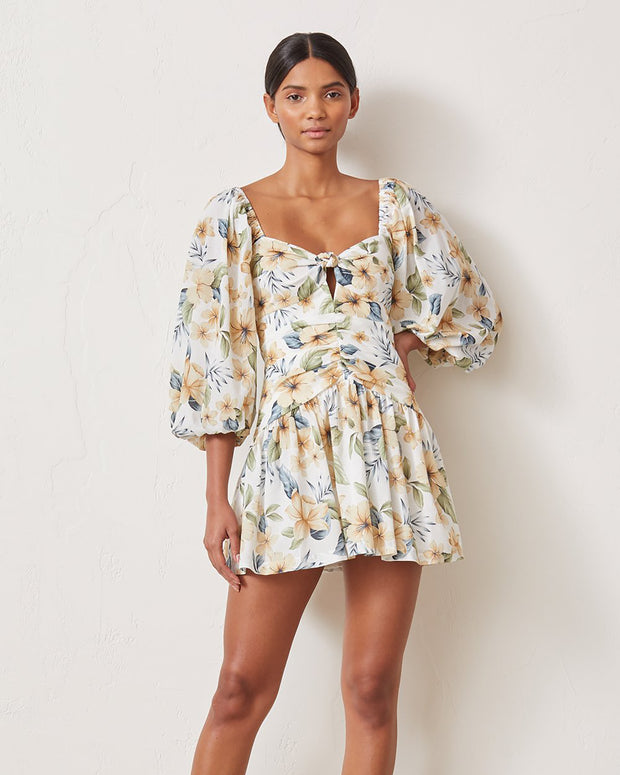 Fleurette Mini Dress