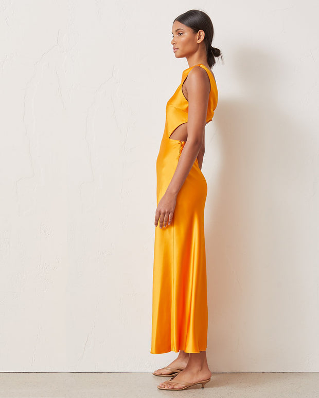 BEC & BRIDGE | BLAIZ | Seraphine Cut Out Midi Dress