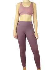 BLAIZ | BLAIZ | Dusty Pink Sports Bra