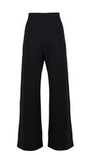 Load image into Gallery viewer, Blackwing Textured Wide Leg Trousers