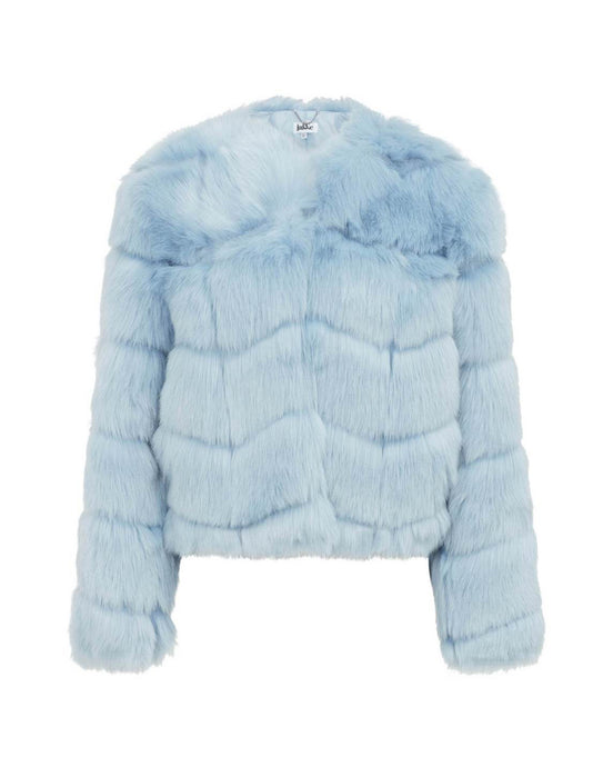 Pastel Blue Dawn Jacket