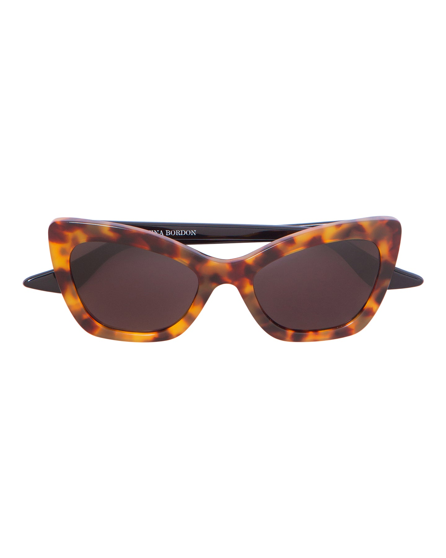Tortoiseshell Brooklyn Sunglasses