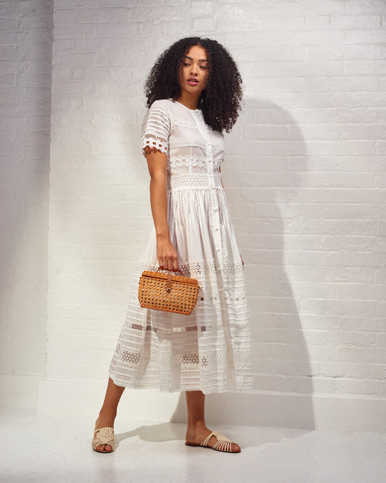 Camila Short Sleeve Maxi Dress