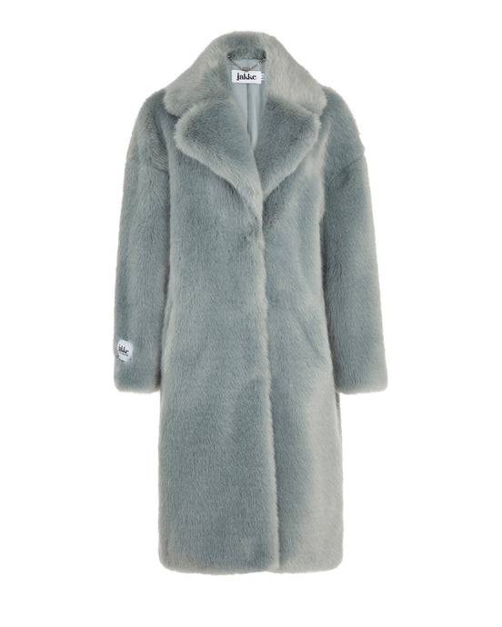Duck Egg Katie Long Coat