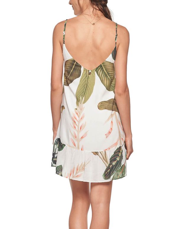 MALAI | BLAIZ | Palm Beach Mini Dress
