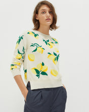 Load image into Gallery viewer, Lemon Cashmere Knit Jumper